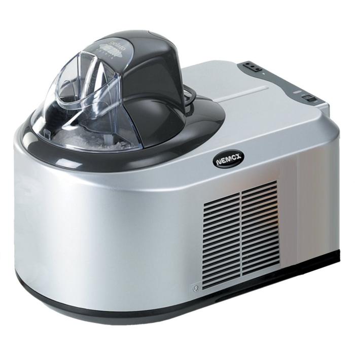 Nemox Gelato Chef 2200 er topscorer i denne ismaskine test